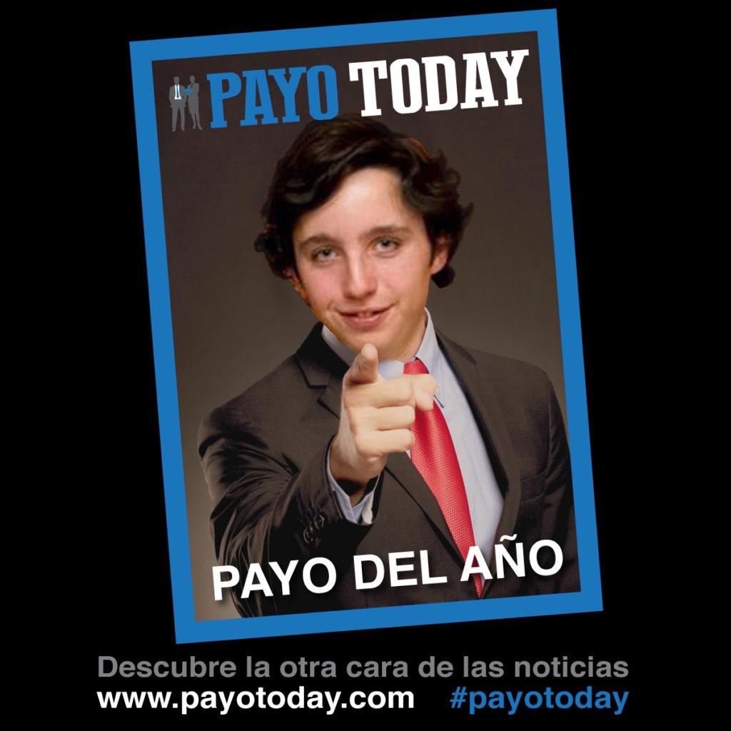 Imagen para redes sociales de la campaña social Payo Today para fundación Secretariado Gitano