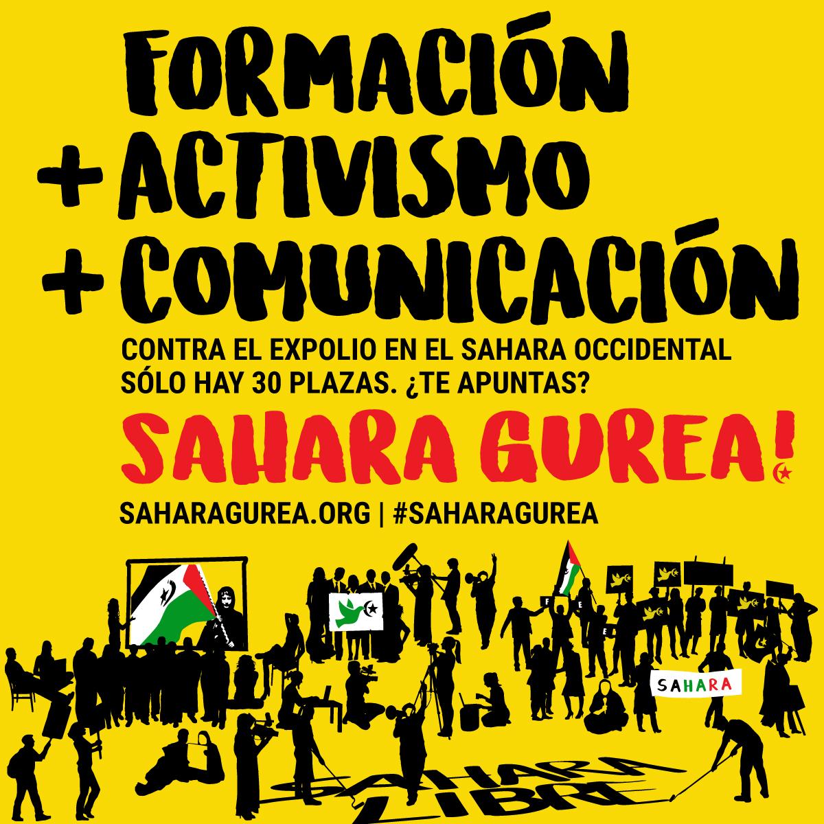 Convocatoria proyecto Sahara Gurea Robokoop