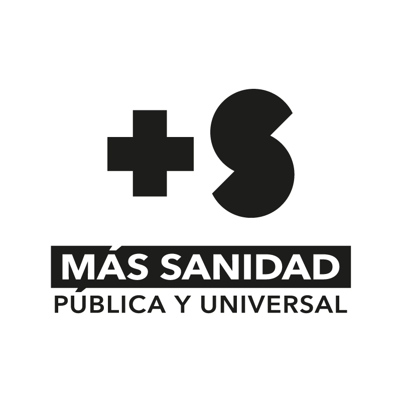 Logo +Sanidad